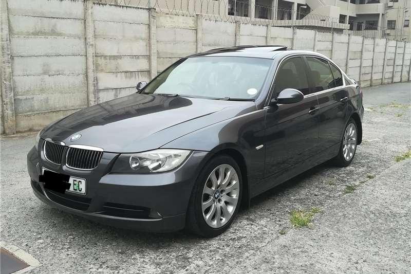 BMW 3 Series sedan 2006