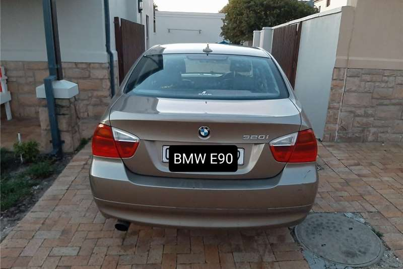 Used 2007 BMW 3 Series Sedan