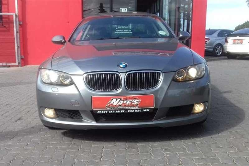 BMW 3 Series Sedan 2008