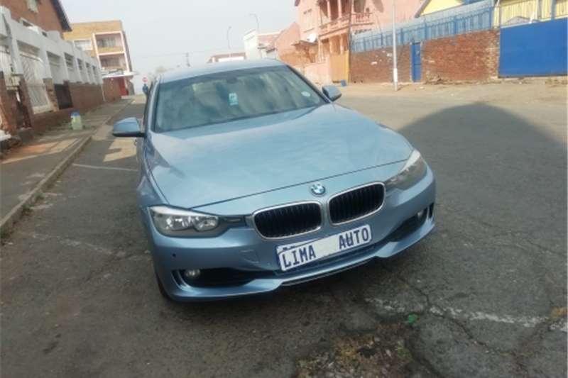 used bmw 3 series sedan 2012