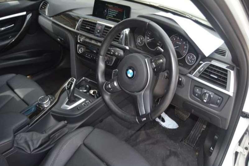 BMW 3 Series sedan 2014