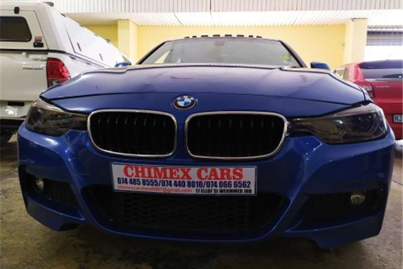 Used 2014 BMW 3 Series Sedan