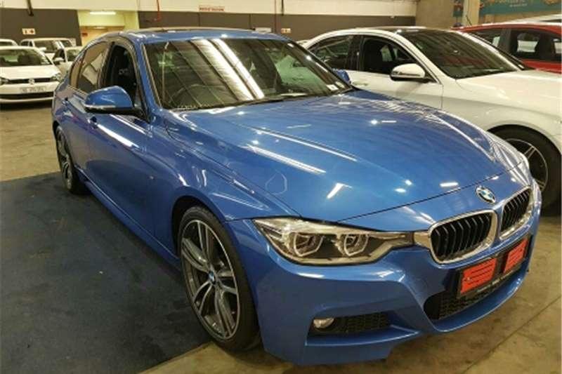 BMW 3 Series Sedan 2015