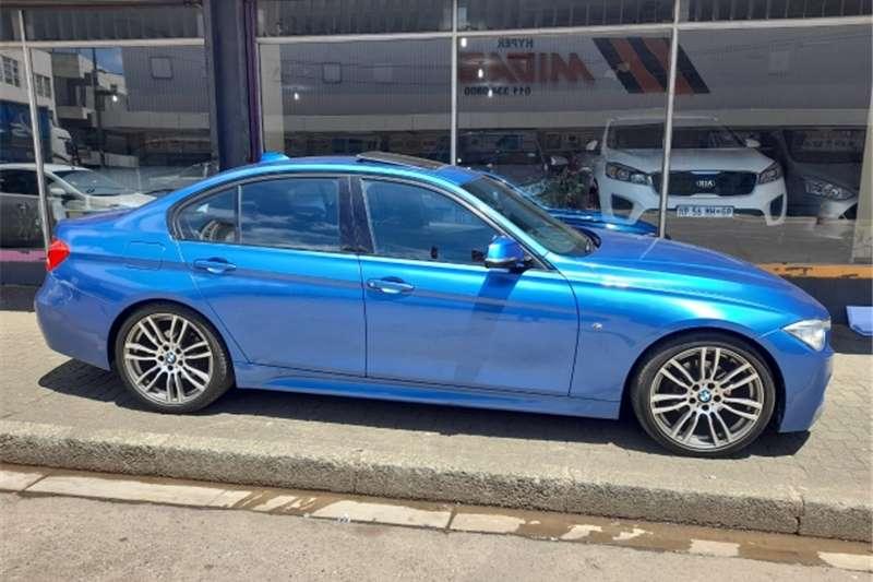 Used 2015 BMW 3 Series Sedan