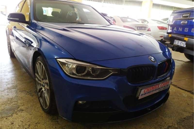 Used 2016 BMW 3 Series Sedan