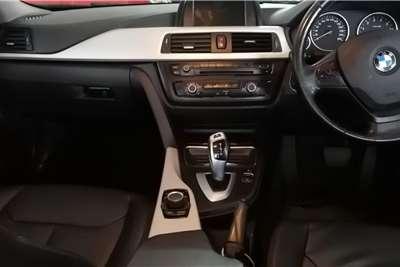 BMW 3 Series Sedan 316 i AUTOMATIC 2013