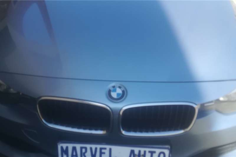 BMW 3 Series Sedan 316i 2013