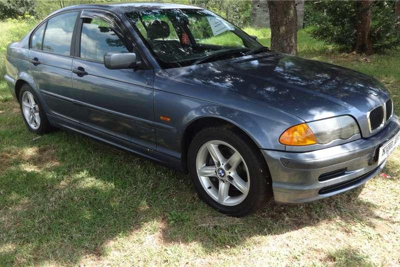 BMW 3 Series Sedan 318i 1998