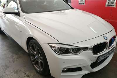 BMW 3 Series Sedan 318i M SPORT A/T (G20) 2016