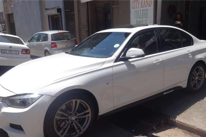 2016 BMW 3 Series sedan 318i M SPORT A/T (G20)