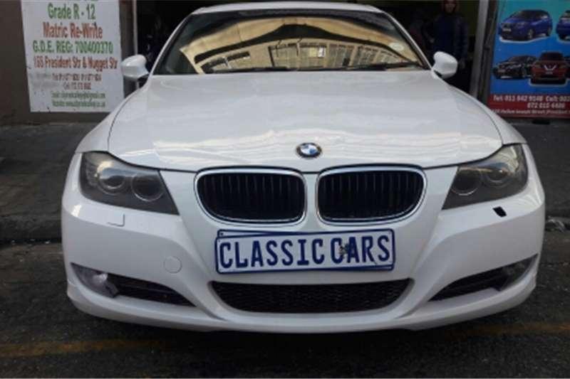 BMW 3 Series Sedan 320d 2011