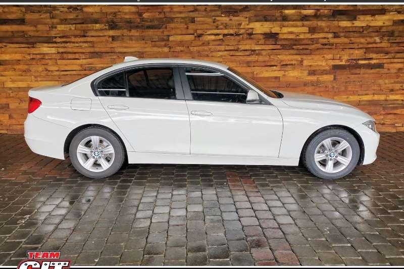 BMW 3 Series Sedan 320D A/T (F30) 2013