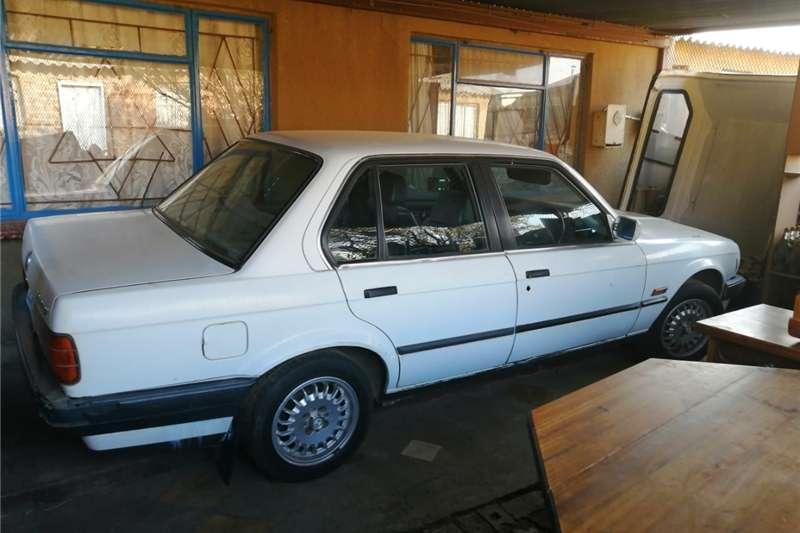 BMW 3 Series Sedan 320D A/T (G20) 1991