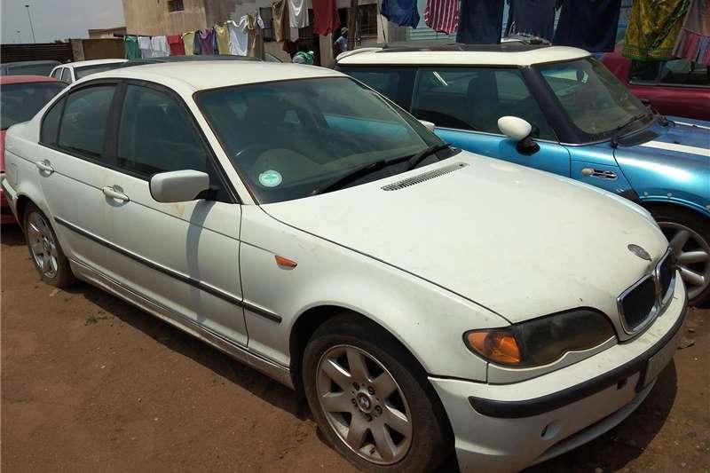BMW 3 Series Sedan 320D A/T (G20) 2001