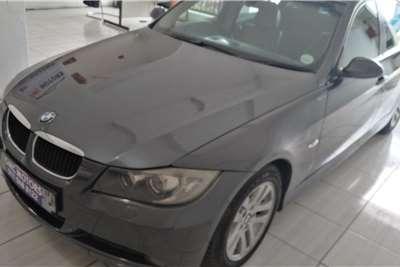 2007 BMW 3 Series sedan 320D A/T (G20)
