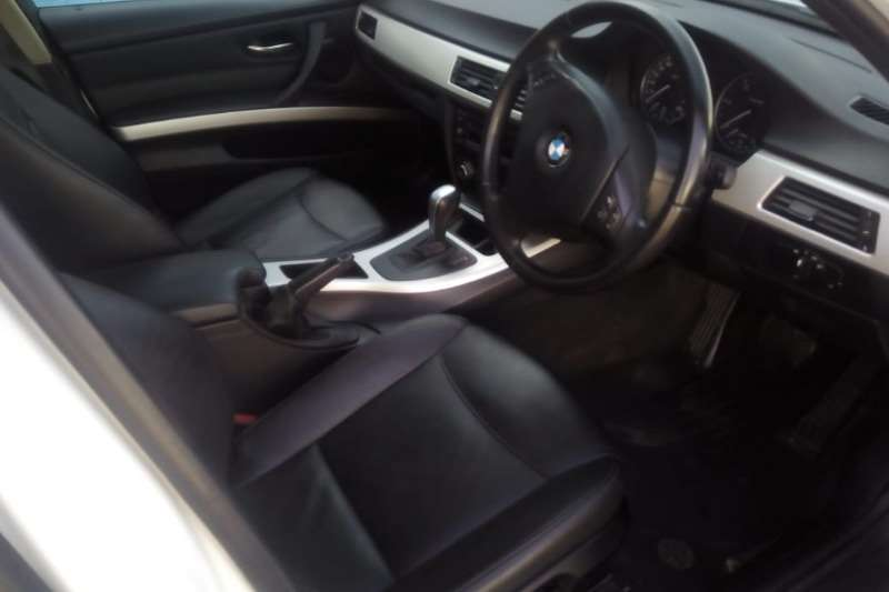 BMW 3 Series Sedan 320D A/T (G20) 2010