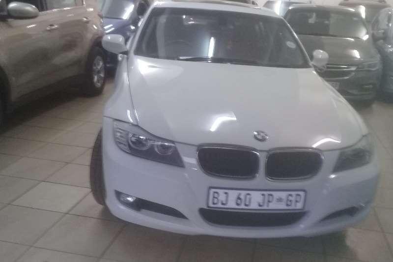 BMW 3 Series Sedan 320D A/T (G20) 2011