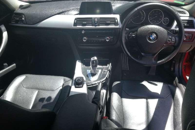 BMW 3 Series Sedan 320D A/T (G20) 2012