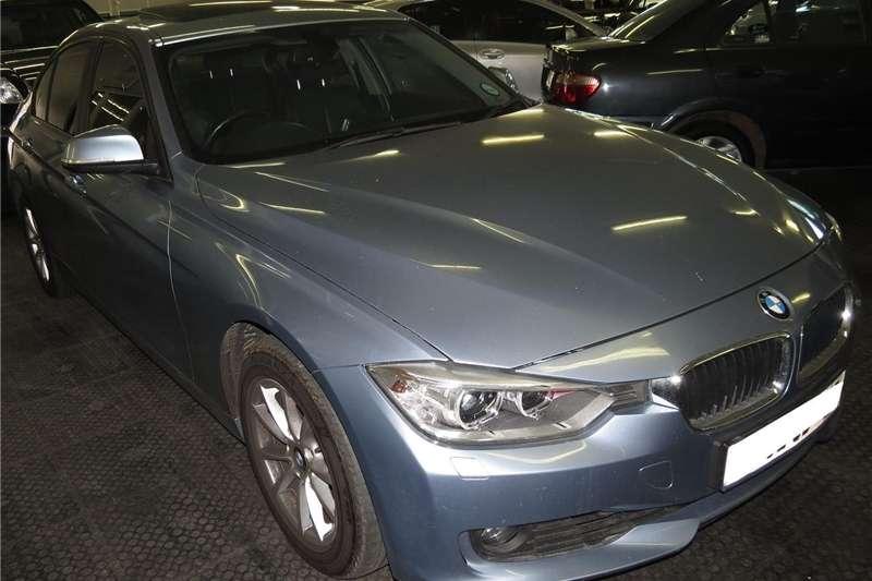 BMW 3 Series Sedan 320D A/T (G20) 2013