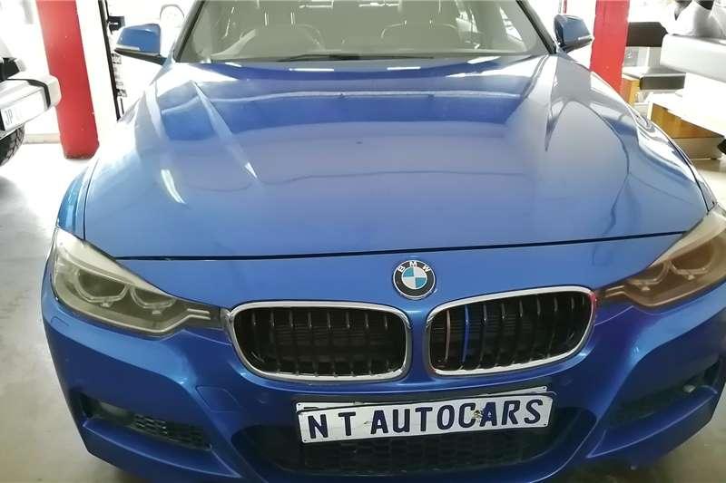 BMW 3 Series Sedan 320D A/T (G20) 2014