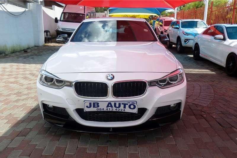 Used 2014 BMW 3 Series Sedan 320D A/T (G20)