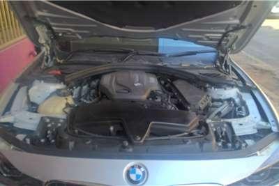 Used 2016 BMW 3 Series Sedan 320D A/T (G20)