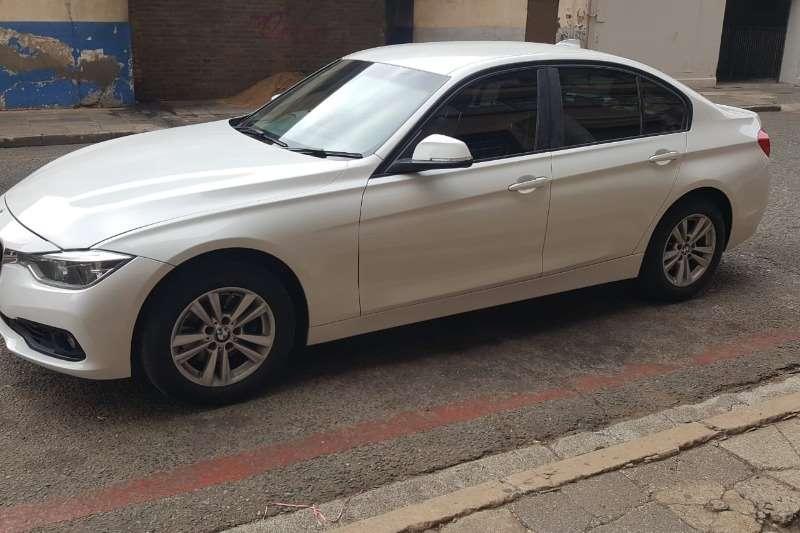 Used 2018 BMW 3 Series Sedan 320D A/T (G20)