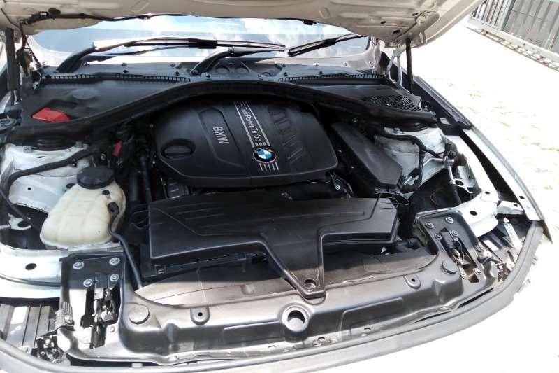BMW 3 Series sedan 320d F300.2..02 2014