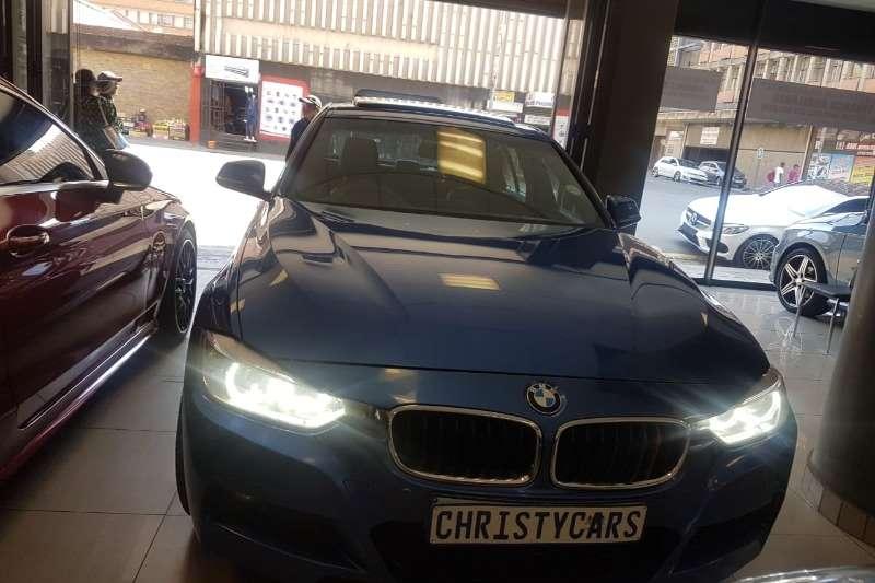 BMW 3 Series Sedan 320D M SPORT A/T 2013