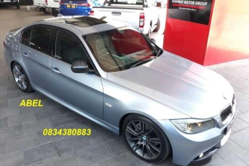 BMW 3 Series Sedan 320D M SPORT A/T (E90) 2010