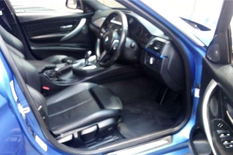 Used 2013 BMW 3 Series Sedan 320D M SPORT A/T (F30)