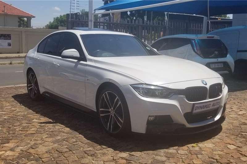 BMW 3 Series sedan 320D M SPORT A/T (F30) 2017