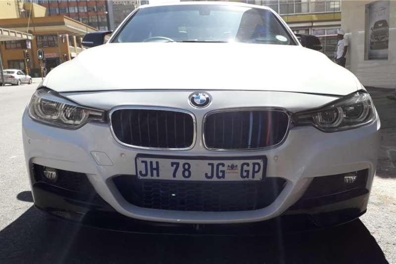 Used 2017 BMW 3 Series Sedan 320D M SPORT A/T (F30)