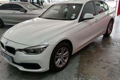 BMW 3 Series Sedan 320D M SPORT A/T (F30) 2018