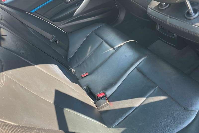 2018 BMW 3 Series sedan 320D M SPORT A/T (F30)