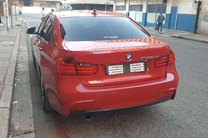 Used 2013 BMW 3 Series Sedan 320D M SPORT A/T (G20)
