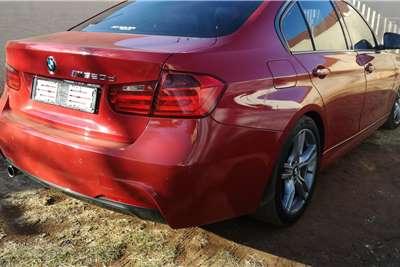 2013 BMW 3 Series sedan 320D M SPORT A/T (G20)