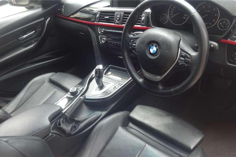 BMW 3 Series Sedan 320D M SPORT A/T (G20) 2013