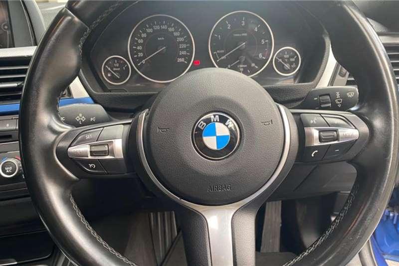 BMW 3 Series Sedan 320D M SPORT A/T (G20) 2014