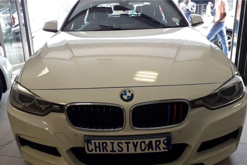 BMW 3 Series Sedan 320D M SPORT A/T (G20) 2015