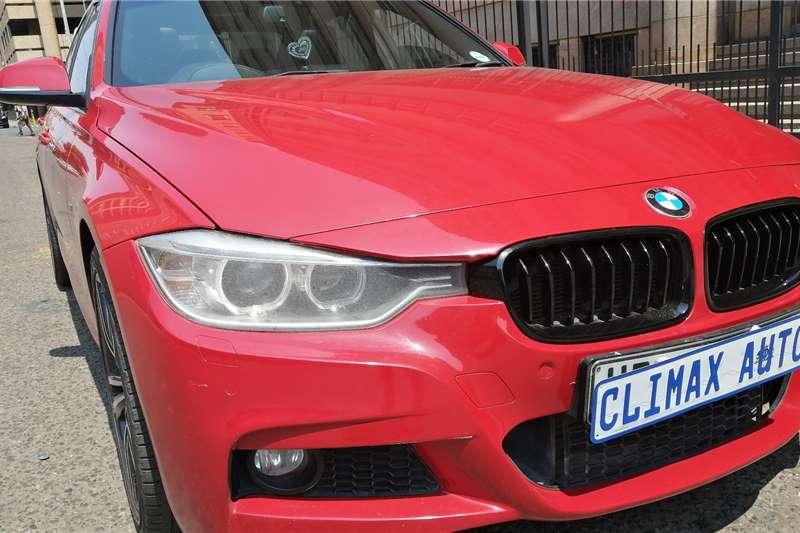 2015 BMW 3 Series sedan 320D M SPORT A/T (G20)