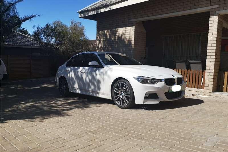 BMW 3 Series Sedan 320D M SPORT A/T (G20) 2016