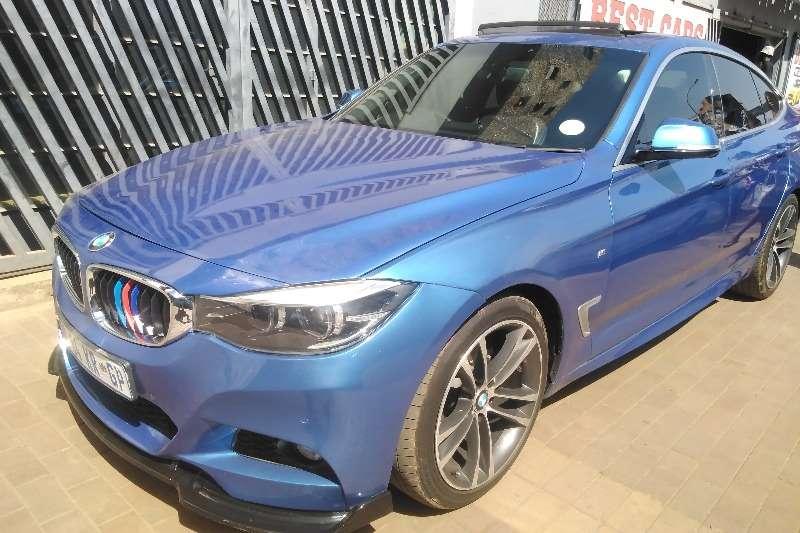 Used 2017 BMW 3 Series Sedan 320D M SPORT A/T (G20)