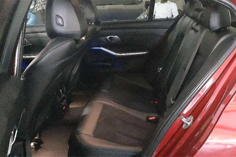 BMW 3 Series Sedan 320D M SPORT A/T (G20) 2020