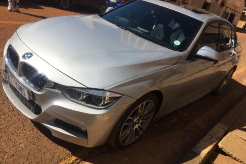 Used 2015 BMW 3 Series Sedan 320D M SPORT (F30)