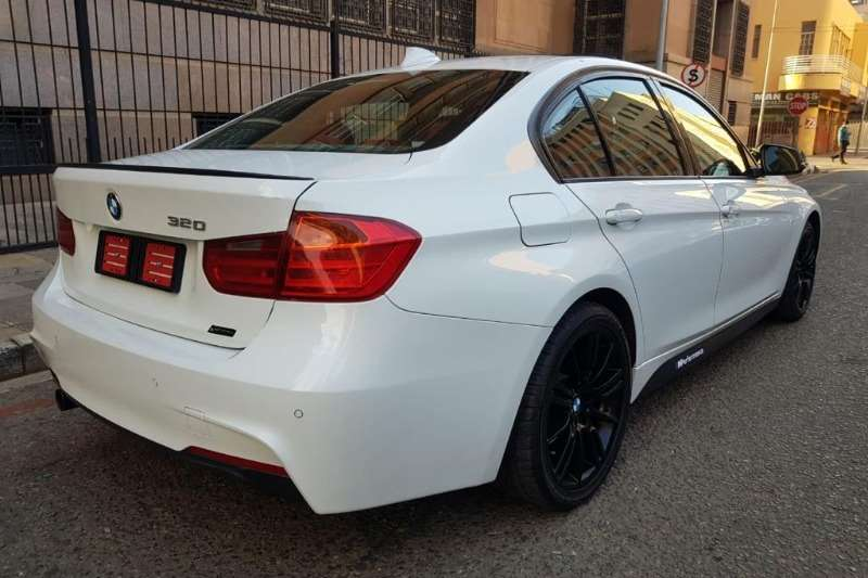 Used 2016 BMW 3 Series Sedan 320D M SPORT (F30)
