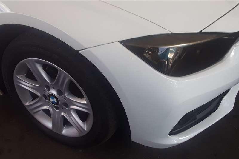BMW 3 Series Sedan 320D M SPORT (F30) 2017