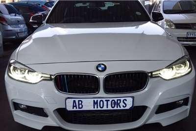 Used 2017 BMW 3 Series Sedan 320D M SPORT (F30)