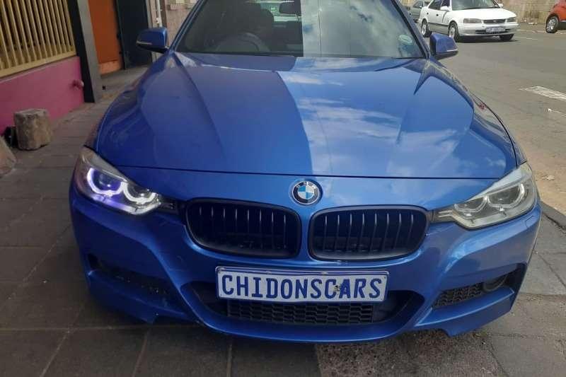 BMW 3 Series Sedan 320D M SPORT LAUNCH EDITION A/T (G20) 2016