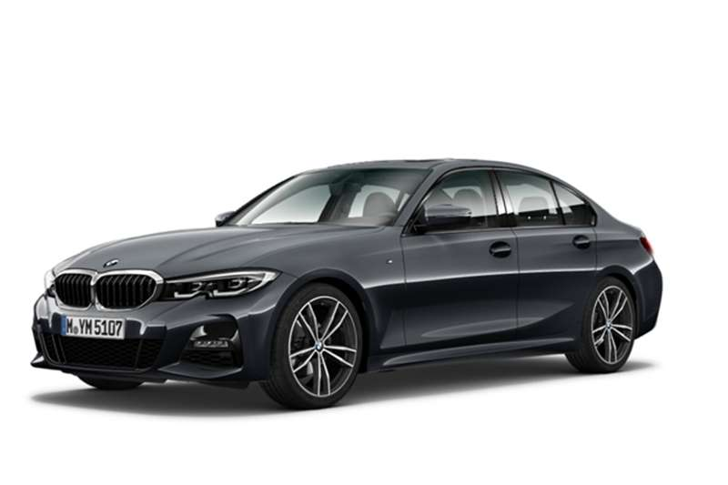 BMW 3 Series Sedan 320D M SPORT LAUNCH EDITION A/T (G20) 2019